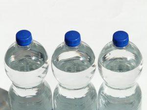 PET-Wasserflaschen